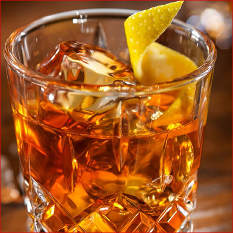 BUCHANAN'S OLD FASHIONED